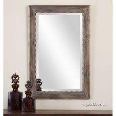 Weiss Rectangle Oversized Wall Mirror
