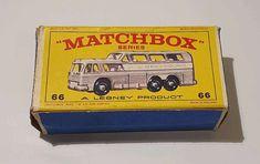 Matchbox 66c Greyhound Bus, € 39,- (1100 Wien) - willhaben How To Make, Autos, Antique Toys, Vehicles