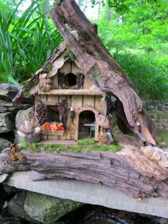 Fairy House - DIY Fairy Gardens