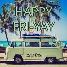 Happy Fri-YAY #Surfing #Ocean #Sea