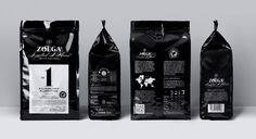 Zoégas Coffee - Limited Blend - The Dieline - The #1 Package Design Website -