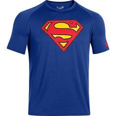 Mic's Body Shop Angebote UNDER ARMOUR Herrenshirt Transform Yourself Superman XXLIhr QuickBerater