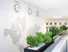 ABB toimiston sisustussuunnittelu Aveo Vaasa