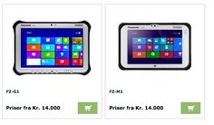 Panasonic Toughpad på tilbud til en god pris. Du finder Panasonic Toughpads hos MicroNordic. #Panasonic #Toughpad