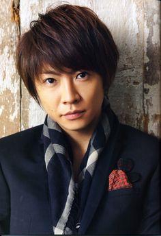 Masaki Aiba from ARASHI.