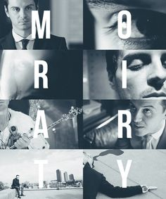 """Read this as """"Mr. Atoiry."""" Thought, """"who is tha...... Oooooh Moriarty.... *facepalm*"""