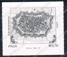 YT0286 Italy 2013 Luca Renaissance Wall Map 1 new 0521