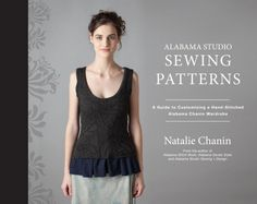 I'm proud to officially announce Alabama Chanin's upcoming book, Alabama Studio Sewing Patterns. It includes three new core patterns—our A-Line Dress, Wrap Skirt, and Classic Coat designs. Exploring patternmaking and fit, the book highlights previous patterns and also open-sources some of our classic stencil designs. Publishing Spring 2015, Alabama Studio Sewing Patterns is available for pre-order now through our online store (and will ship with a special thank you gift)...xoNatalie