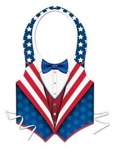 Shop Plastic Patriotic Vest (stars & stripes design) Party Accessory count) - up to off, discover more Children's Fourth of July Party Supplies enjoy big discount and fast shipping. Patriotic Outfit, Patriotic Party, 4th Of July Party, Patriotic Decorations, Fourth Of July, 4th Of July Wreath, Patriotic Tattoos, Plastic Table Covers, Party Accessories