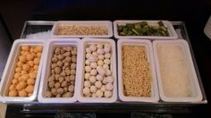 Bakso ingredients  Meat ball soup Indonesian dish