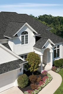 Best Certainteed Landmark Shingles In Moire Black Roof 400 x 300