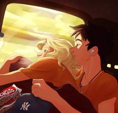 Percabeth road trip