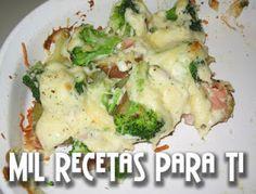 Brócoli Con Parmesano