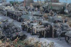 Dioramas Militares (la guerra a escala). - Página 10 - ForoCoches