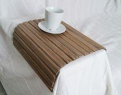 Sofa tray, Wooden tray, Flexible chair tray, Wooden TV tray, Wooden coffee table, Sofa tray table, Lap trays bed, Breakfast tray, TV tray -- will be ordering this for Malaga