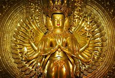 1000 armed Avalokitesvara