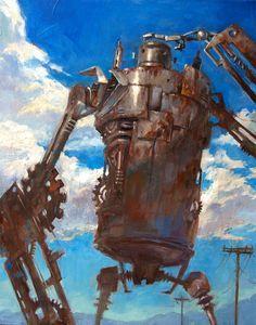 rusty robot - Google zoeken
