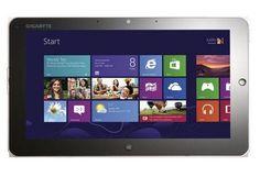 Gigabyte apresenta dois novos tablets com o Windows 8