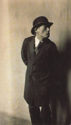 Antonin Artaud in the play 'Liliom' by Ferenc Molnar, 1923