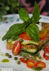 raw recipes @ the earth diet
