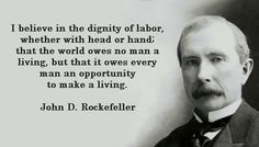 john d. rockefeller quotes on philanthropy