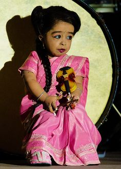 Jyoti Amge as Ma Petite | American Horror Story: Freak Show