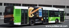 Rotulación Orange 4G. Contacta con nosotros en el 922 646 824 o vía email a mailto:comercial@... #publiservic #rotulacion #autobus Advertising, Flats