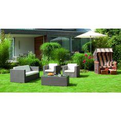 Elegant Rattan Sitzgruppe Residence Ihr Online Shop f r exklusive Gartenm bel Garten Moebel