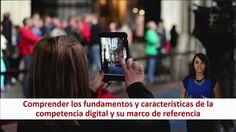 Vídeo 2.1. Qué es la competencia digital - Objetivos