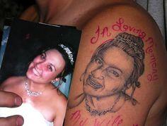 This Tattooist turns the world's worst tattoo into a fantastic tattoo
