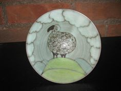 Tessa Fuchs Conical Sheep Bowl