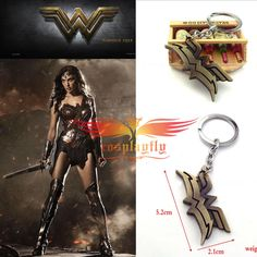 Superhero Movie Superman Cosplay Costume Props Sword Weapon Metal Toy Fancy Gift Key Chain Costume Props