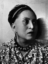 María Izquierdo, pasión y melancolía, de Jalisco que pronto estará en la rotonda de los Jalisciences ilustres. Nació en San Juan de los Lagos en 1902.