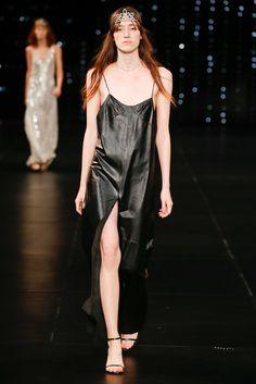 Saint Laurent Spring 2016 Ready-to-Wear Fashion Show - Celine Bouly (Supreme)