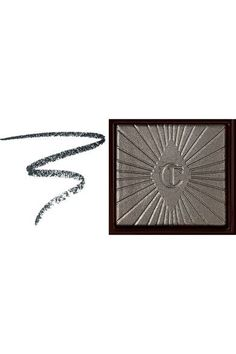 Charlotte Tilbury - Nocturnal Cat Eyes To Hypnotise - Silver Leopard - one size