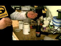 ▶ How To Pour Homemade Jigs - YouTube