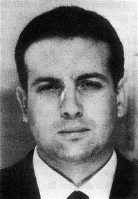 """Stefano Bontade, the """"Prince of Villagrazia""""  (April 23, 1939 – April 23, 1981) Capo de la famille de Santa Maria di Gesù (1964-1981)"""