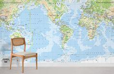 World Map - Heavy