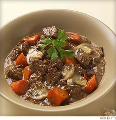 Flemish Beef Stew from @WebMD