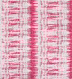 Ikat Stripe Fabric by Thibaut | Jane Clayton