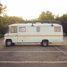 Van or Bus? Mercedes Benz Vans, Bug Out Vehicle, Go Kart, Camper Van, Recreational Vehicles, Adventure, Explore, Ideas, Travel Trailers
