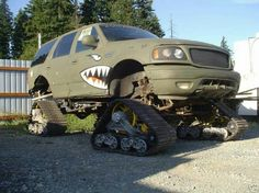 Ford Expedition..