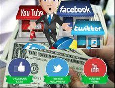 Pro-at-Win: اربح المال من مواقع التواصل الاجتماعي