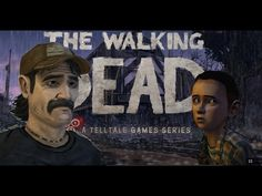 The Walking Dead Season 1 - Episode 3 (Long Road Ahead) - Part 4 (A Croa...