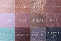 Sigma Beauty Smoke Screen Palette Review | Aim In The Game | Bloglovin'