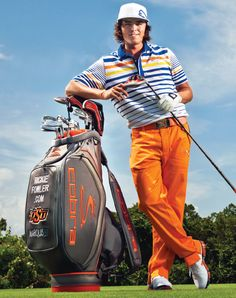 Rickie Fowler the man