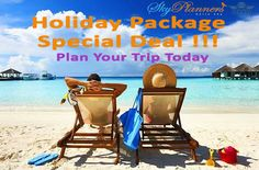 #Holiday #Package #Special #Deal  Book Your Package: www.skyplanners.com