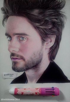 Jared! Que gran dibujo!
