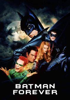 #BatmanForever (1995)