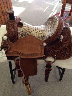 Connolly Saddlery All Around Saddle Chocolate Leather ...